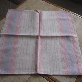 Льняное полотенце советских времен. Размеры:  50х100  см