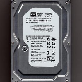 Жесткий диск HDD WD Western Digital Caviar SE 160 Gb SATA 3,5 дюйма