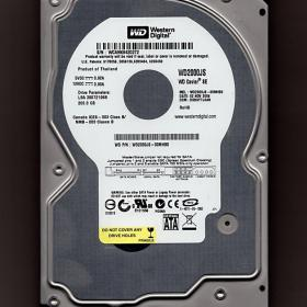Жесткий диск HDD WD Western Digital Caviar SE 200 Gb SATA 3,5 дюйма