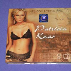 ✓ 2 CD PATRICIA KAAS MP 3 collektion ZEBRA