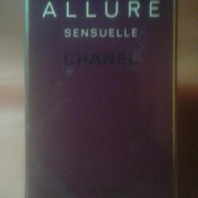 Allure Sensuelle Chanel для женщин, EDP