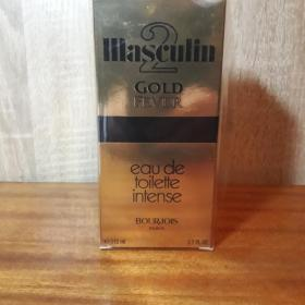 Bourjois Masculin 2 Gold Fever Eau de Toilette Intense